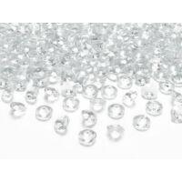 gyémánt dekorkő 12 mm (100 db/cs) - színtelen