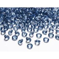 gyémánt dekorkő 12 mm (100 db/cs) - tengerészkék
