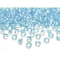 gyémánt dekorkő 12 mm (100 db/cs) - türkiz