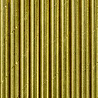 papír szívószál (10 db/cs) - arany