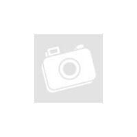 papír szívószál (10 db/cs) - csíkos, arany