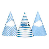 parti kalap (6 db/cs) - kisrepülős