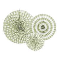 papír rozetta (3 db/cs) - oliva