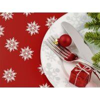 karácsonyi konfetti (20 db/cs) – hópihe