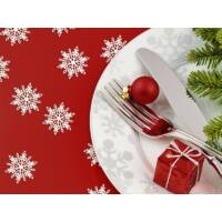 karácsonyi konfetti (20 db/cs) - hópihe