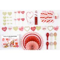 parti dekorációs készlet - sweet love