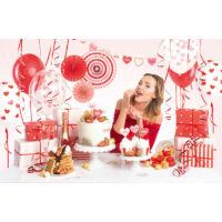 parti dekorációs készlet – sweet love