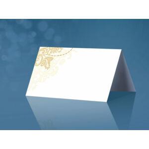 ültetőkártya (25 db/cs) – arany mintás