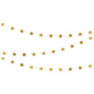 csillagos füzér – arany