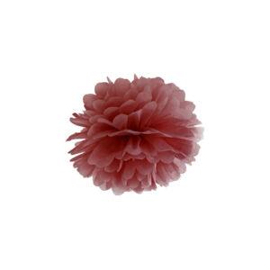 pom-pom 25 cm – bordó