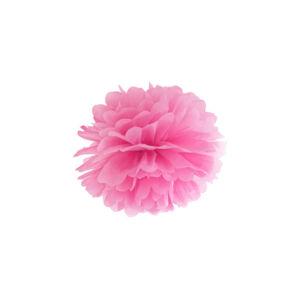 pom-pom 25 cm – pink