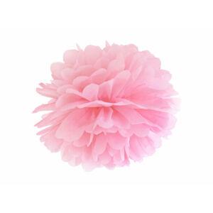 pom-pom 35 cm – rózsaszín