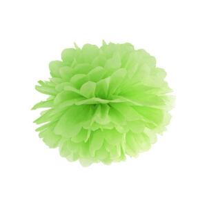 pom-pom 35 cm – zöld