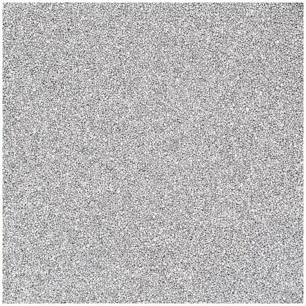 dekorhomok (550 g) – ezüst