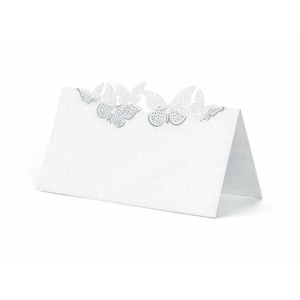 ültetőkártya (10 db/cs) - pillangós