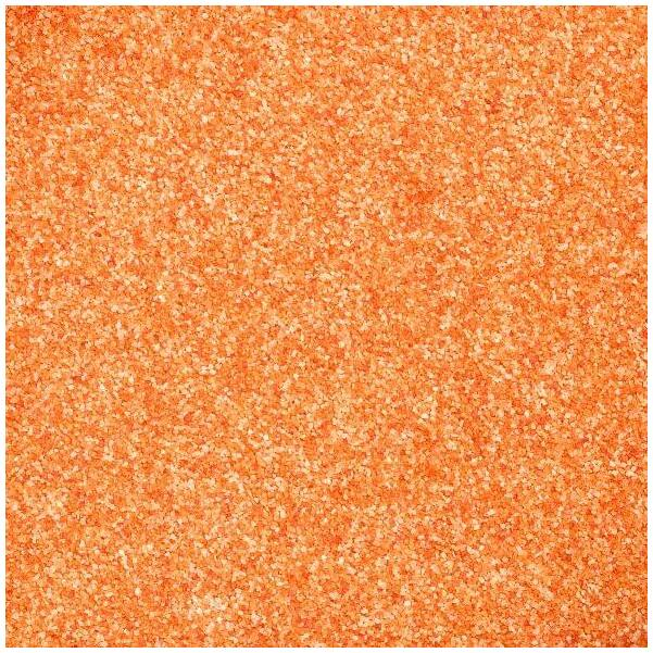 dekorhomok (500 g) - narancs