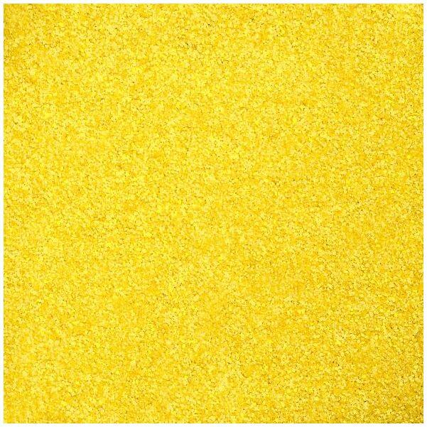 dekorhomok (500 g) - sárga