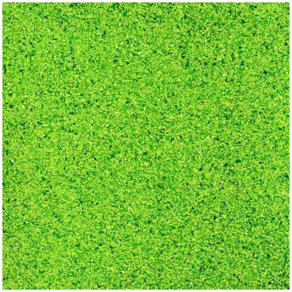 dekorhomok (500 g) – zöld
