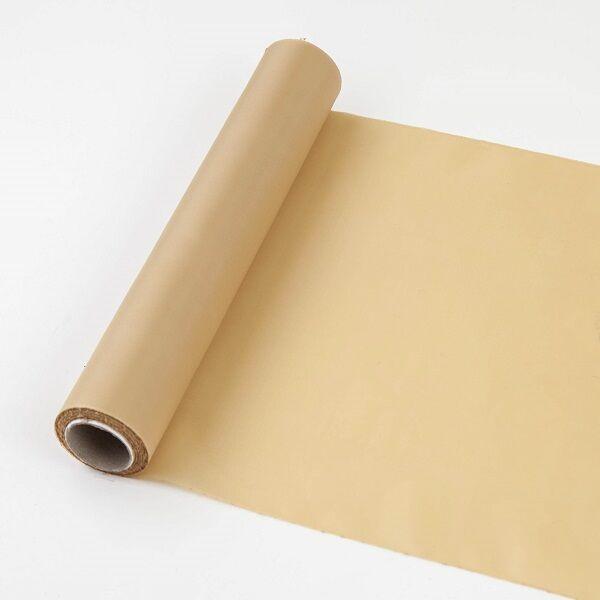 25 cm széles dekorselyem futó (10 m) – arany