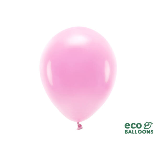pasztell lufi 30 cm – pink
