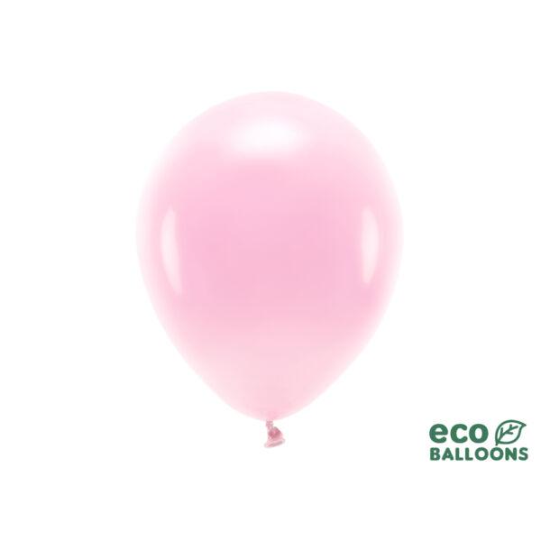 pasztell lufi 30 cm - rózsaszín