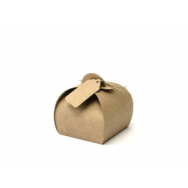 karton ajándékdoboz (10 db/cs) - kicsi
