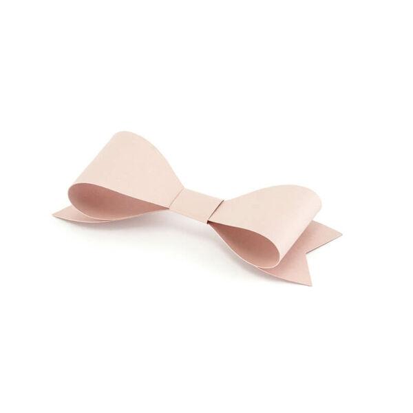 papír masni (6 db) – közepes, rózsaszín
