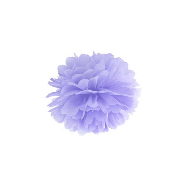 pompom 25 cm – lila