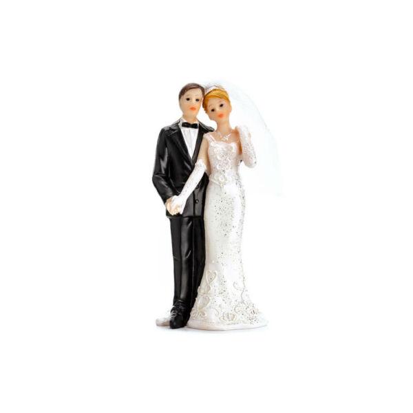 esküvői tortadísz - klasszikus